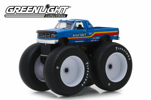 Bigfoot #7 / 1996 Ford F-250 Monster Truck