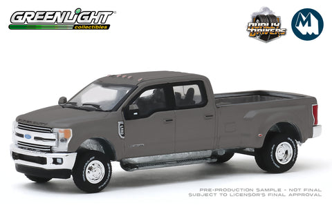 2019 Ford F-350 Dually - Stone Gray