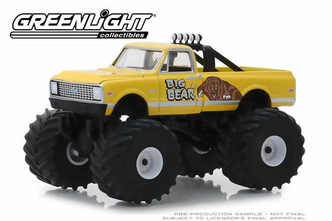 Big Bear / 1972 Chevy C20 Cheyenne Monster Truck