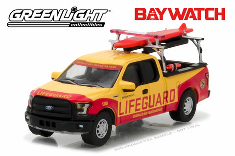 Baywatch / 2016 Ford F-150 Emerald Bay Beach Patrol