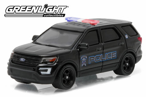 2016 Ford Police Interceptor Utility / Fishers, Indiana Police