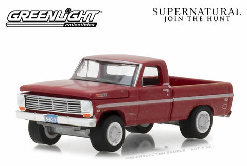 Supernatural / 1969 Ford F-100