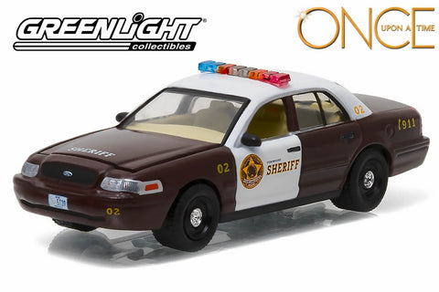 "Once Upon A Time (2011-Current TV Series) / Sheriff Graham's 2005 Ford Crown Victoria Police Interceptor ""Storybrooke"""
