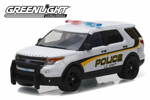 2015 Ford Police Interceptor Utility - U.S. Army