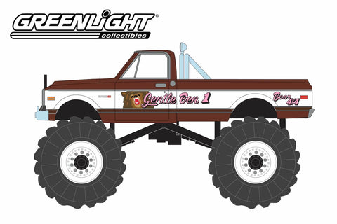 Gentle Ben 1 / 1972 Chevrolet C20 Monster Truck