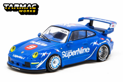 RWB 993 SuperNine Special Edition