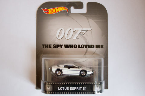 The Spy Who Loved Me - Lotus Esprit S1