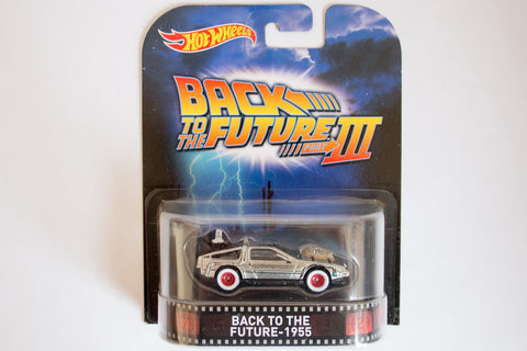 Back to the Future: Part III - Time Machine - 1955