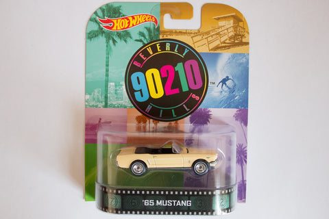 Beverly Hills 90210 - '65 Mustang