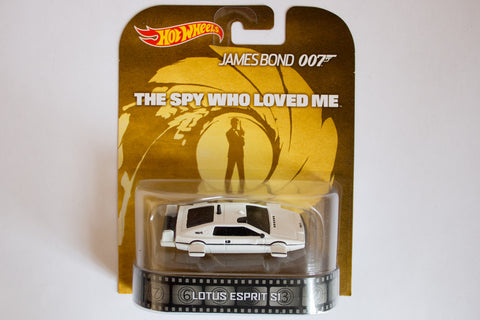 The Spy Who Loved Me - Lotus Esprit S1 (Submarine Model)
