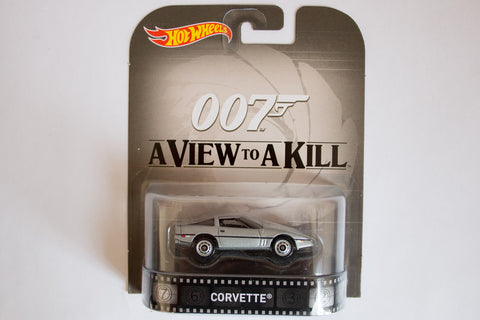 A View to a Kill - '80's Corvette