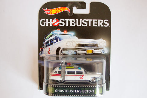 Ghostbusters - Ghostbusters Ecto-1