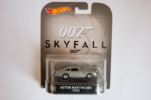 Sky Fall (007) - Aston Martin DB5 1963
