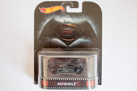 Batmobile - Batman v Superman: Dawn of Justice