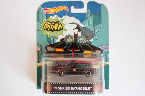 Batman - TV Series Batmobile 1966