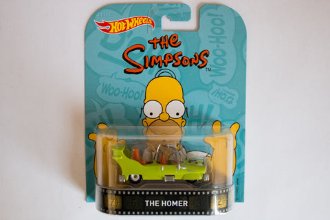 The Simpsons - The Homer