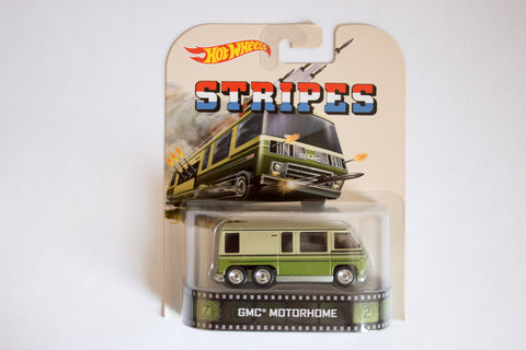 Stripes - GMC Motorhome