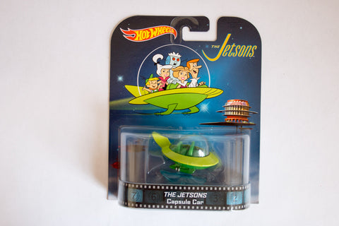 The Jetsons - THE Jetsons Capsule Car