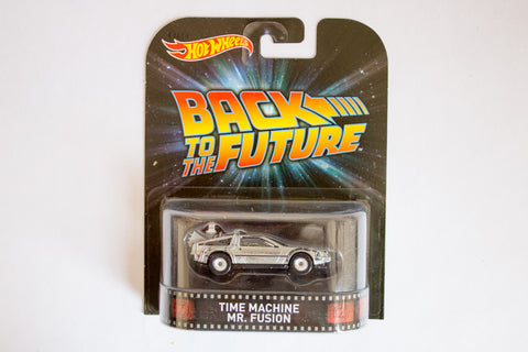 Back to the Future - Time Machine Mr. Fusion
