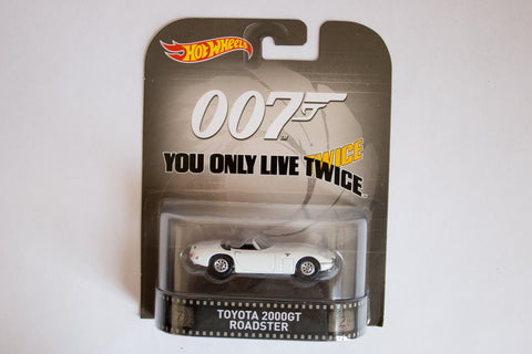 You Only Live Twice - Toyota 2000GT Roadster