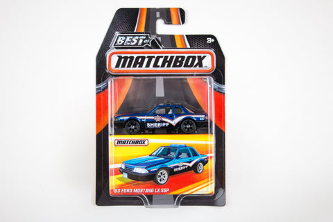 '93 Ford Mustang LX SSP