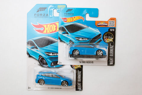 090/250 - '16 Ford Focus RS