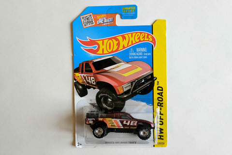 120/250 - [Super] Toyota Off-Road Truck