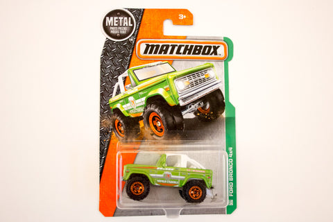118/125 - '72 Ford Bronco 4x4