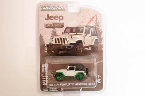 [Green Machine] 2013 Jeep Wrangler Rubicon 10th Anniversary Edition
