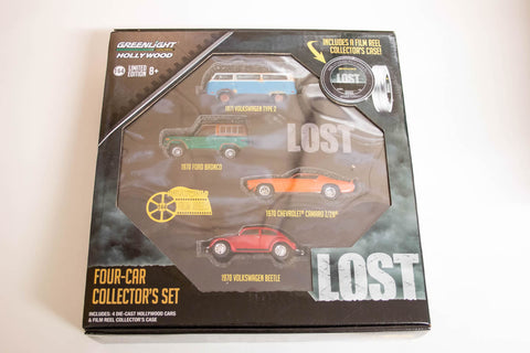 [Green Machine] Lost (2004-10 TV Series)
