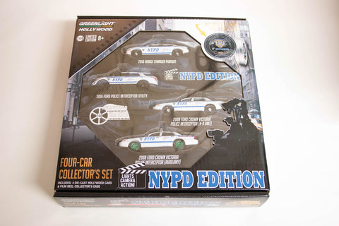 [Green Machine] NYPD Behind the Scenes Movie Set