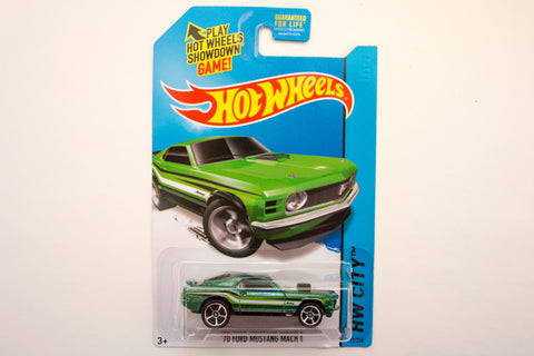 097/250 - '70 Ford Mustang Mach 1