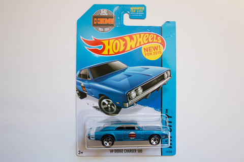 019/250 - '69 Dodge Charger 500