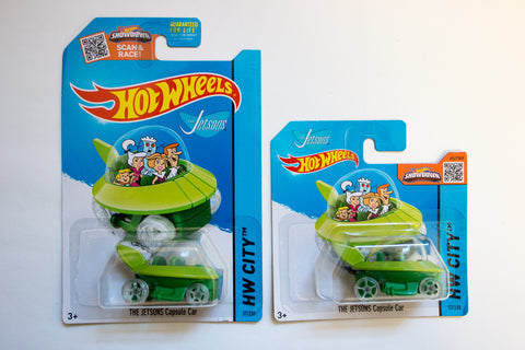 057/250 - The Jetsons Capsule Car