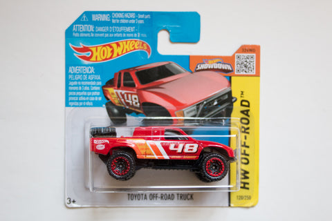 120/250 - Toyota Off-Road Truck
