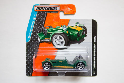 009/120 - Caterham Superlight R500
