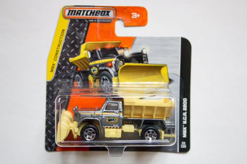 033/120 - Highway Maintenance Truck