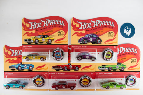 Hot Wheels Originals (50th Anniversary)
