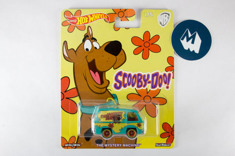 The Mystery Machine / Scooby Doo