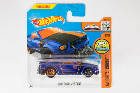021/250 - 2005 Ford Mustang