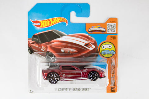 022/250 - 11 Corvette Grand Sport (Treasure Hunt)