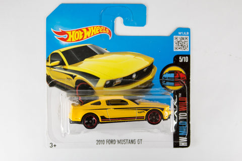 060/250 - 2010 Ford Mustang