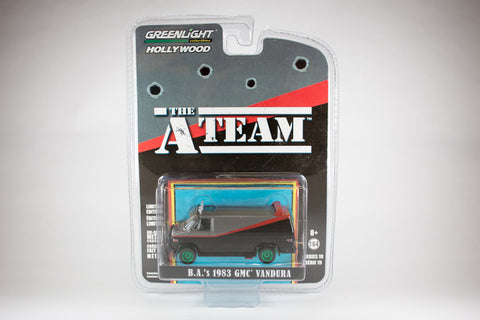 [Green Machine] The A-Team / 1983 GMC Vandura