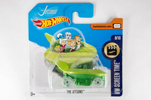 025/365 - The Jetsons Capsule Car