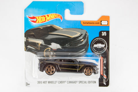 180/365 - 2013 Hot Wheels Chevy Camaro Special Edition