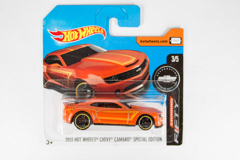 246/365 - 2013 Hot Wheels Chevy Camaro Special Edition