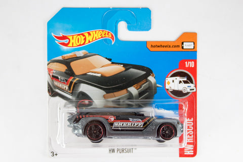 [Treasure Hunt] HW Pursuit