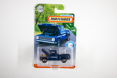 2019 #09 - '63 Chevy C10 Pickup Truck (Dark Blue)