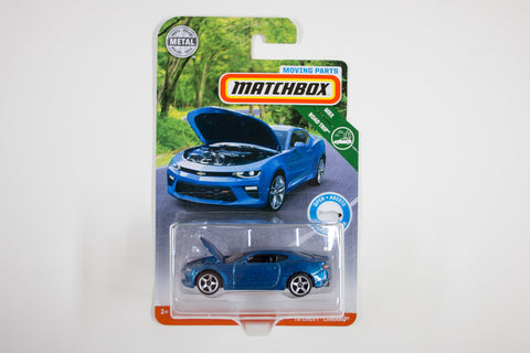 2019 #04 - '16 Chevy Camaro (Blue)