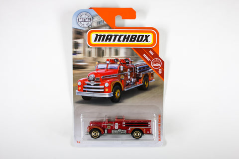 055/100 - Seagrave Fire Engine